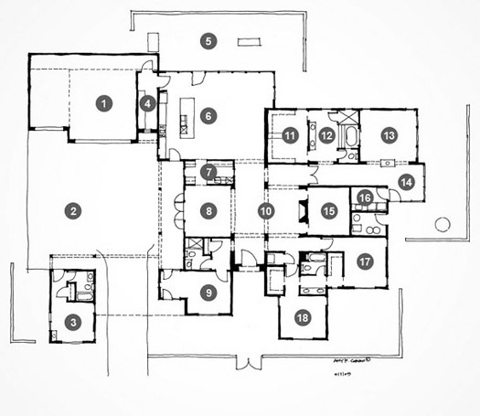 2006 hgtv dream home floor plan home ideas 2016 for Dream house blueprints