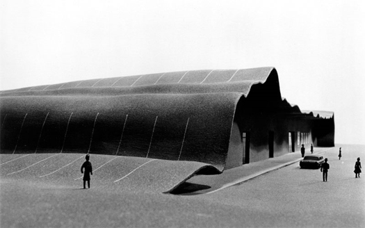 [A Model From SITE Architectsu0027 Series Of Projects In The Seventies And  Eighties For BEST Products Company; I Donu0027t Think This Particular One Was  Built (Iu0027d ...